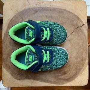 Kids Nike Free Slip-On with Velcro